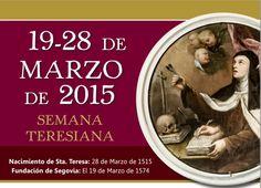 Semana teresiana en Segovia