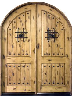 Image result for wooden arched doors