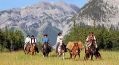 Rocky Mountain Horse Pack Trips