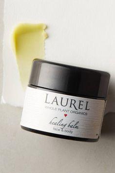 Laurel Whole Plant Organics Face & Body Healing Balm