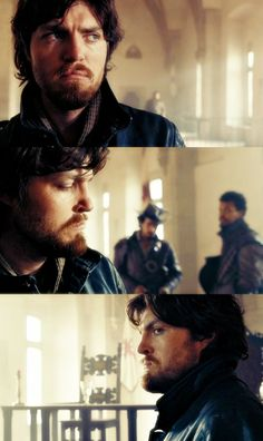 The Musketeers - Athos feels