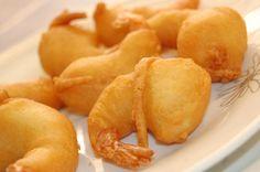 Tapas, Breaded Shrimp, Ceviche, Beignets, Cantaloupe, Snacks, Fruit, Food, Oriental