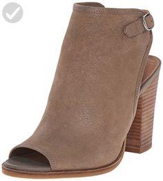 Lucky Women's Lisza Peep Toe Heel, Brindle, 8 M US - All about women (*Amazon Partner-Link)