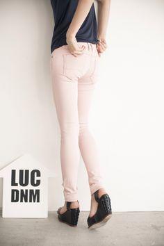LUC DNM 2014 S/S Lookbook