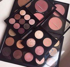 MAC cosmetics palettes