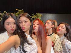 Kpop Girl Groups, Kpop Girls, Ioi Members, Jung Chaeyeon, Kim Doyeon, Fandom, Girls Together, Ailee, Jeon Somi