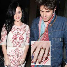 Katy Perry Engagement Ring John Mayer 13