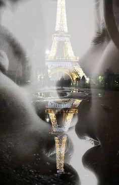 Paris love ✿⊱╮