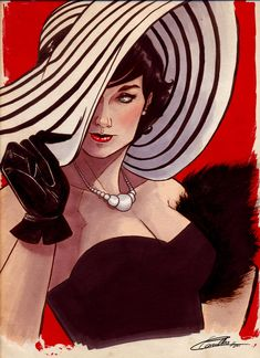 SELINA KYLE (CATWOMAN) by LORENA-CARVALHO.deviantart.com on @deviantART