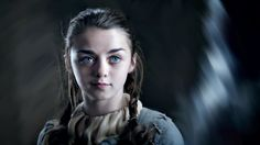 (Mika) Maisie Williams on Game of Thrones
