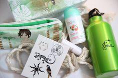 """Notre box / coffret """"Dorian à Madagascar"""". Des cadeaux gourmands, bio, pour les aventuriers, pour partir à la découverte de Madagascar avec Dorian. Joeva Bien être Luxe Cocooning"""