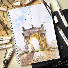 Travel drawing, travel pictures и sketchbook inspiration. Travel Outfit Summer Airport, Travel Outfit Spring, Travel Maps, Travel Posters, Travel Usa, Packing Tips For Travel, Travel Essentials, Travel Design, Travel Style