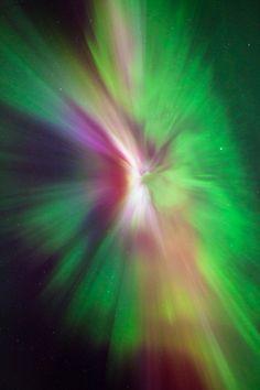 Aurora Corona by JuhaniViitanen.deviantart.com on @DeviantArt
