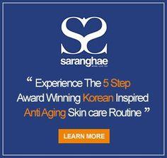 Korean 5 Step Anti Aging Skin Care Routine