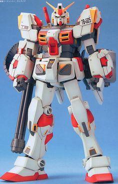 [close] RX-78-5 Gundam G05 (MG) (Gundam Model Kits) Item picture1