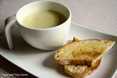 Black Trumpet Mushroom Cappuccino Finnish Cuisine, Trumpet, French Toast, Stuffed Mushrooms, Breakfast, Tableware, Black, Food, Stuff Mushrooms