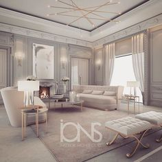 IONS one the leading interior design companies in Dubai .provides home design, commercial retail and office designs Interior Design Dubai, Interior Design Companies, Interior Architecture, Lounge Design, Luxury Home Decor, Luxury Homes, Interior Design Living Room, Living Room Designs, Design Package