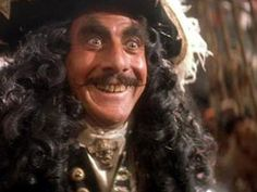 What would the world be like without Captain Hook?