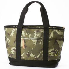 【16SS】PIQUE CAMO PRINT TOTE BAG | フレッドペリー(雑貨)(FRED PERRY ) | ファッション通販 マルイウェブチャネル[TO909-177-37-01]