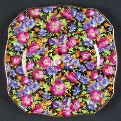 Royal Winton Majestic (Circa 1995) Bread & Butter Plate
