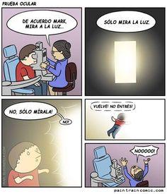La luz que le Mark-ara de por vida.