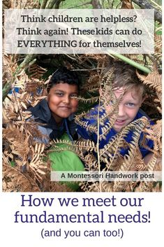 These children hunted and gathered all their own food, cooked it over open fires and made their own shelters - wow! Click through to read more! It Goes Like This, Spiritual Needs, Open Fires, Getting Up Early, Forest School, Make It Through, Shelters, Child Development, First Night