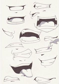 Виды рта