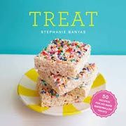 "Enter our giveaway, and you'll automatically be eligible to win a copy of Treat by Stephanie Banyas. <strong><span style=""color: #b32025;"">You can enter one (1) time per e-mail address per day.</span></strong> Deadline 10.7.15."