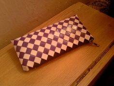 portofel realizat manual
