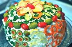 Over the summer, I found an amazing book while thrift shopping in Galveston. The recipe I was dying to try was the Party Sandwich Loaf. Sandwhich Cake, Sandwich Loaf, Veggie Sandwich, Sandwich Recipes, Salad Cake, Catering, Party Sandwiches, Tea Biscuits, Scandinavian Food