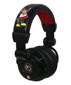 South Carolina Gamecocks DJ Headphones