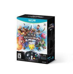 Combo Videojuego Mario Super Smash + Control+ Adaptador WiiU. Compra en línea fácil y seguro. #Kémik