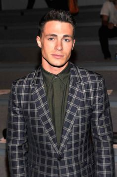 Colton Haynes Sings, Is Officially The Most Perfect Human Ever