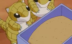 Sandshrew | Community Post: 16 Original Pokemon That Would Actually Make Fantastic Pets