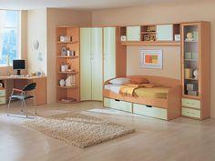 Проект #8 Купить мебель для детской комнаты в Минске под заказ. Больше проектов на сайте: http://www.mebel-lux.by/detskie_komnati/