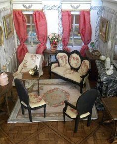 miniature salon