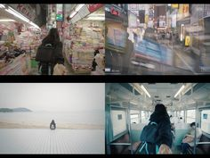 Let your mind escape for a minute. Paris-Tokyo from Victor Habchy http://i-c.tv/directors/Victor+Habchy/0