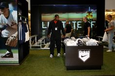 Nike Store Display