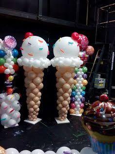 Afbeeldingsresultaat voor how to make balloon chair sculpture