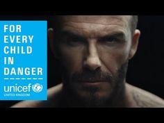 Les tatouages de David Beckham s'animent pour la bonne cause. Des millions d'enfants portent les marques d'abus physiques, émotionnels ou sexuels. Des marques qu'ils n'ont pas choisies. https://www.unicef.org/french/