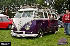 Volkswagen classifieds: 1964 - 21 window split screen samba campervan - Sold