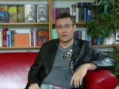 """Ich kenne Thomas Thiemeyer schon lange. Auch wenn ich kein ausgemachter Fantasy-Fan bin, sein Buch """"Magma"""" habe ich gerne gelesen!"""