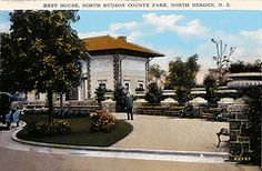 North Hudson County Park in 1932