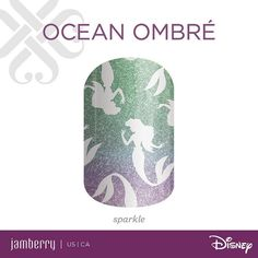Jamberry Disney Collection: The Little Mermaid