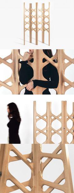 Pedro Arturo Ruiz - H - SPACE DIVIDER #designideas #designinspiration #design #productdesign #design #industrialdesign #furniture #furnituredesign #homedecor #home #homedecorideas #homedesign #decoração