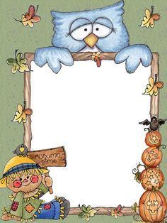 School Border, Classroom Board, Recipe Cards, Clipart, Digital Scrapbooking, Picture Frames, Decoupage, Projects To Try, Stationery