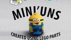 Custom LEGO Mini'un Review