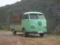 "K88 VW Kombi 1960 Single Cab Pick-up ""Farouska"""