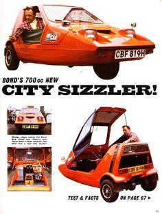 Bond Bug - 1970