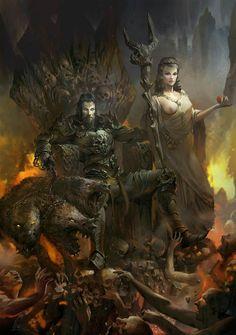 Hadas and Persephones